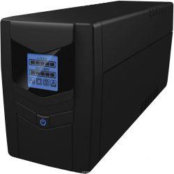 Источник бесперебойного питания Ippon Back Power Pro LCD 800 Euro 480Вт 800ВА черный