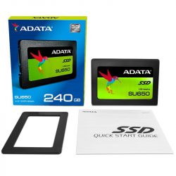 Накопитель SSD ASU650SS-240GT-C/ ADATA 240GB SSD without SU650 TLC 2,5 SATAIII