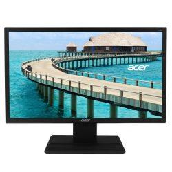 Монитор Acer 27 V276HLbd черный WVA LED 6ms 16:9 DVI матовая 300cd 178гр/178гр 1920×1080 D-Sub FHD