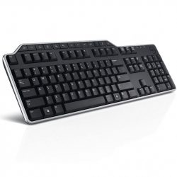 Клавиатура Dell KB522 Business USB Keyboard Black