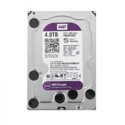 Жесткий диск 4000ГБ Western Digital Purple WD40PURX, 64МБ (SATA III)