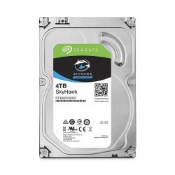 Жесткий диск Seagate 4000Gb 4Tb, ST4000VX007, Skyhawk Guardian Surveillance, 5900 rpm, 64Mb buffer
