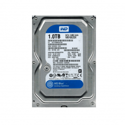 Жесткий диск WD Original SATA-III 1Tb WD10EZEX Caviar Blue 7200rpm 64Mb 3.5