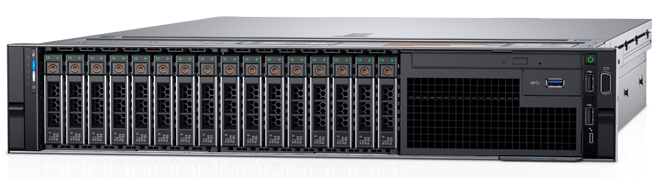 СЕРВЕР POWEREDGE R740 В КОРПУСЕ 2U