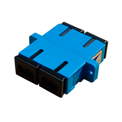 Адаптер проходной SC-SC duplex SM (DSC-DSC)
