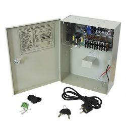 Блок бесперебойного питания HIQ-1209 RS SIMPLE, 12V, 10A (АРТ.HIQ-1209 IN220/OUT12X9/10A) HIQ-1209 RS Simple