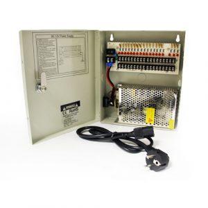 Блок питания HiQ-1218, 12V,20A
