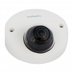 IP-камера NOBELIC NBLC-2420F-MSD 4 МП купольная компактная с ИК-подсветкой 2.8 мм c поддержкой сервиса IVIDEON