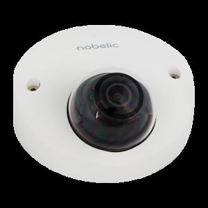 Купольная NBLC-2420F-MSD 4 МП компактная IP-камера с ИК-подсветкой 2.8 мм