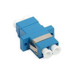 Розетка оптическая LC/UPC SM duplex