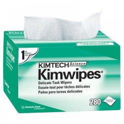 Салфетки безворсовые (280 шт) KimTech Science (Kimwipes EX-L) 34155