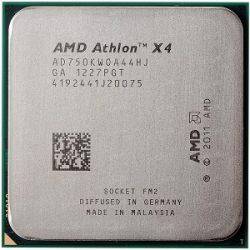 Процессор AMD Athlon X4 750K FM2 (AD750KWOA44HJ) (3.4GHz/4Mb) OEM