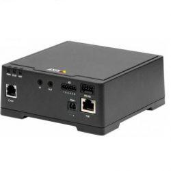 Основной блок AXIS F41 MAIN UNIT IP HDTV 1080p для подключения 1 видеомодуля WDR двухстороннее аудио I/O порты RS232 порт слот для SD (AX0658-001)
