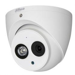 HDCVI  Видеокамера купольная DH-HAC-HDW1220EMP-A-0280B-S3 с фиксированным объективом