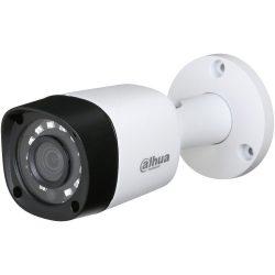 HDCVI Видеокамера цилиндрическая DH-HAC-HFW1220RMP-0360B, 2Мп, фискированный объектив 3,6мм, с поддержкой AHD, TVI, CVI, CVBS