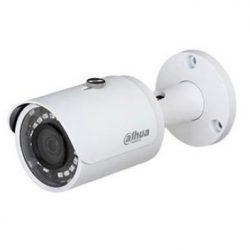 HDCVI Видеокамера цилиндрическая DH-HAC-HFW1220SP-0280B, 2Мп, фискированный объектив 2,8мм, с поддержкой AHD, TVI, CVI, CVBS
