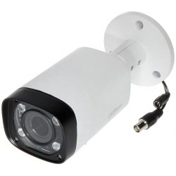 HDCVI Видеокамера цилиндрическая DH-HAC-HFW2231RP-Z-IRE6, 2Мп, моторизированный объектив 2,7-13,5мм, сверхдальняя ИК подсветка