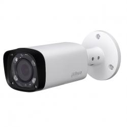 HDCVI Видеокамера цилиндрическая DH-HAC-HFW2401RP-Z-IRE6, 4Мп, моторизированный объектив 2,7-13,5мм