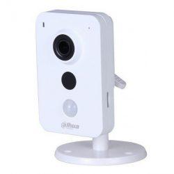 Видеокамера IP миниатюрная DAHUA DH-IPC-K46P, 4Mп, фиксированный объектив 2,8мм, WI-FI, микрофон/динамик