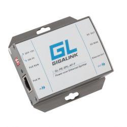 Сплиттер PoE GIGALINK GL-PE-SPL-AF-F, 100Мбит/с, 802.3af