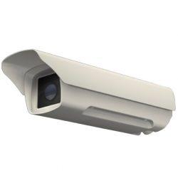 Комплект для камер i-ZETT HR-607-IRS2HP — Кожух, H-PoE-splitter, ИК 50м, козырёк, 2 нагрева, кронштейн настенный 9014