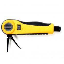 Инструмент Hyperline HT-3640R для заделки витой пары (нож в комплект не входит)