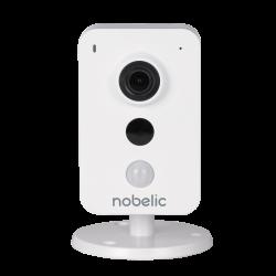 IP-камера Nobelic NBLC-1410F-WMSD Wi-Fi компактная с поддержкой сервиса IVIDEON