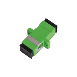 Адаптер проходной SC-SC-APC-SM simplex