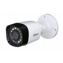 HDCVI Видеокамера цилиндрическая DAHUA DH-HAC-HFW1400RP-0280B, 4Мп, уличная, фиксированный объектив: 2,8мм