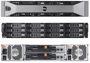 Система хранения данных DELL PowerVault MD3400