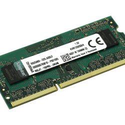 Память SO-DDR3 4096Mb 1333MHz Kingston KVR13S9S8/4 RTL Non-ECC