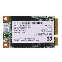 Накопитель SSD 120ГБ Intel mSATA SSDMCEAW120A401 530 seria