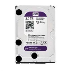 Жесткий диск WD Original SATA-III 3Tb WD30PURX Purple 64Mb 3.5