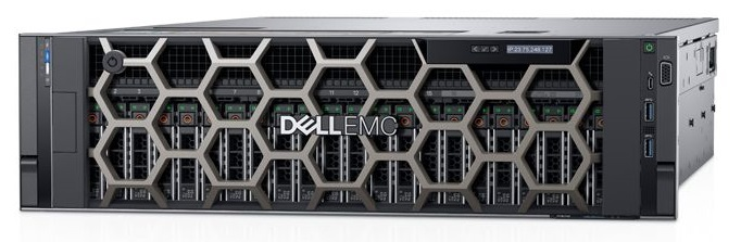 СЕРВЕР POWEREDGE R940 В КОРПУСЕ 3U
