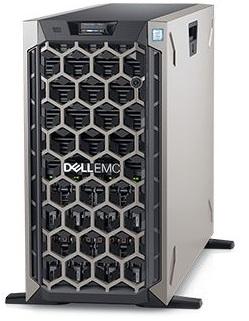 Сервер PowerEdge T640 в корпусе Tower