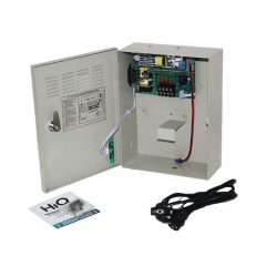Блок питания HIQ-1203 SIMPLE, 12V, 3A (АРТ. HIQ-1203 IN220/OUT12X4/3A) HIQ-1203 S