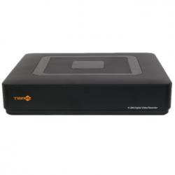 Видеорегистратор TIGRIS TGS-104AH, 4 канала, c поддержкой TVI, AHD, CVBS, CVI и IP-камер