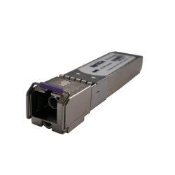 Модуль OptiCin SFP, WDM, 1.25Gbps, SC, sm, 3km, TX/RX=1310/1550nm