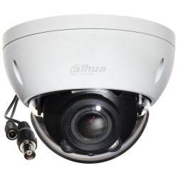 HDCVI видеокамера купольная DH-HAC-HDBW1200RP-VF-S3A, 2Мп, вариофокальный объектив 2,7-13,5мм, с поддержкой TVI, AHD, CVBS, CVI