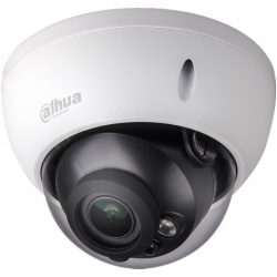 HDCVI видеокамера купольная антивандальная DH-HAC-HDBW2231RP-Z-POC, 2Мп, моторизированный объектив 2,7-12мм