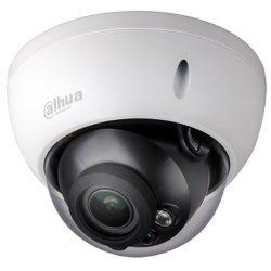 HDCVI видеокамера купольная антивандальная DH-HAC-HDBW2401RP-Z, 4Мп, моторизированный объектив 2,7-13,5мм