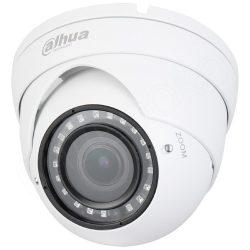 HDCVI видеокамера купольная DH-HAC-HDW1400RP-VF, 4Мп, вариофокальный объектив 2,7-13,5мм, поддержка AHD, TVI, CVBS, CVI