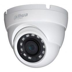 HDCVI Видеокамера купольная DH-HAC-HDW2231MP-0360B, 2Мп, фиксированный объектив 3,6мм, поддержка AHD, CVI, TVI, CVBS