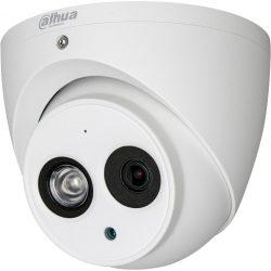 Видеокамера IP уличная купольная DAHUA DH-IPC-HDW4431EMP-ASE-0280B, 4Мп, фиксированный объектив 2,8мм, микрофон