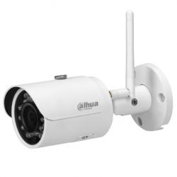 Видеокамера IP уличная цилиндрическая DAHUA DH-IPC-HFW1120SP-W-0280B, 1,3Мп, WI-FI