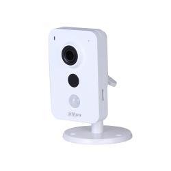 Видеокамера IP DAHUA DH-IPC-K35P (3Мп CMOS цвет. 1/3 2.8мм 0.01/0лк ИК-подсветка LAN WiFi microSD микрофон динамик)