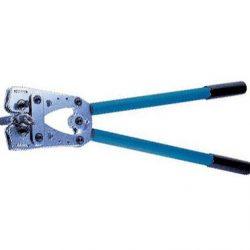 Инструмент обжимной усиленный Hyperline HT-T51 для клемм, размеры шестигранного отверстия 6, 10, 16, 25, 35, 50, 70, 95, 120mm2