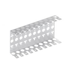 Кронштейн NIKOMAX настенный, на 10 плинтов, металлический NMC-WCPL10-2