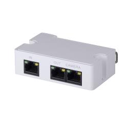 Удлинитель POE DAHUA DH-PFT1300 пассивный стандартов IEEE 802 3af/at