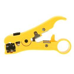 Инструмент для снятия внешней оболочки кабеля универсальный SNR-HT-352 «cтриппер»